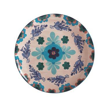Maxwell & Williams Majolica 36.5cm Round Peach Platter | DR0263