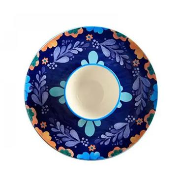Maxwell & Williams Majolica 30cm Chip and Dip Platter | DR0265