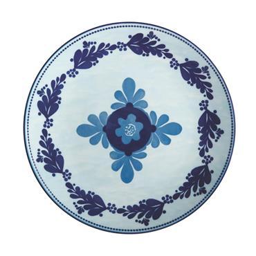 Maxwell & Williams Majolica 26.5cm Sky Blue Dinner Plate | AW0416