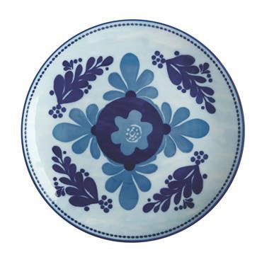Maxwell & Williams Majolica 20cm Sky Blue Side Plate | AW0420