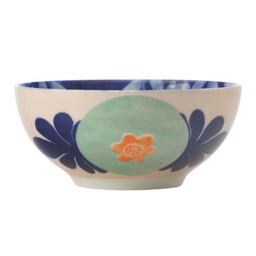 Maxwell & Williams Majolica 10cm Ink Blue Bowl | AW0422