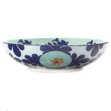 Maxwell & Williams Majolica 20cm Teal Coupe Bowl   AW0431