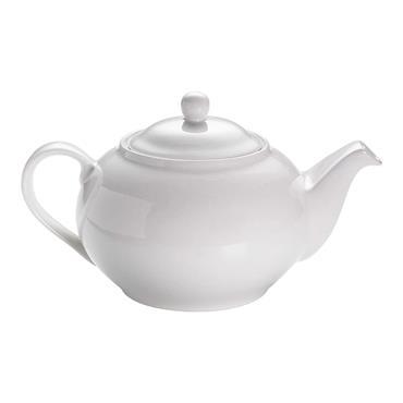 Maxwell & Williams White Basics 4 Cup Teapot   P036L
