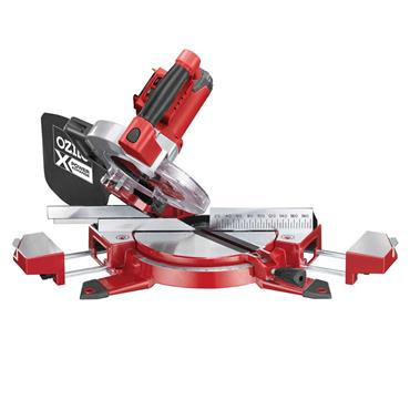 Ozito 18V Cordless 210mm Mitre Chop Saw with 1 x 4.0ah Battery | EIN3000344