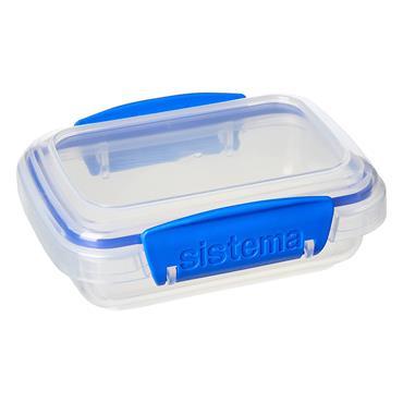 Sistema Rectangular Klip It Food Storage Box 200ml | 1520