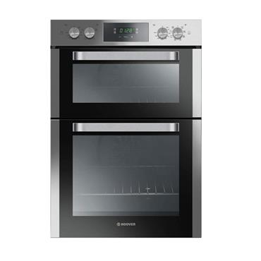 HOOVER DOUBLE OVEN STAINLESS STEEL | HO9D337IN