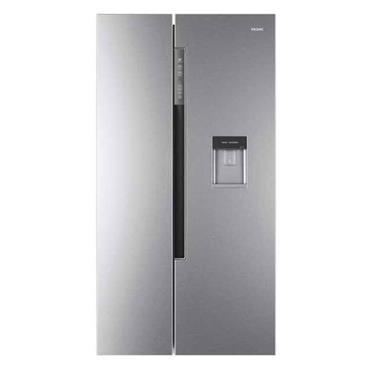 Haier American Style Fridge freezer Non Plumbed Water Dispenser - Silver | HRF522WS6