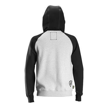 Snickers 2889 Hoodie - Grey/Black