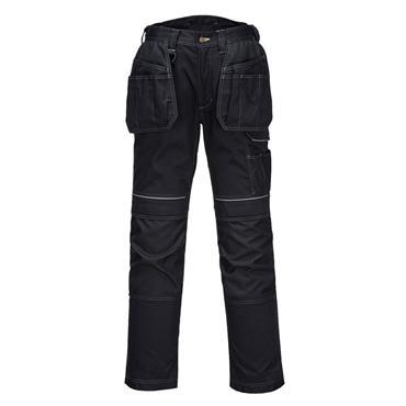 Portwest PW3 Holster Work Trouser - Black