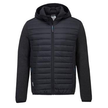 Portwest KX3 Baffle Jacket - Grey Marl