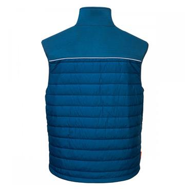 Portwest Dx4 Baffle Gilet Bodywarmer - Metro Blue