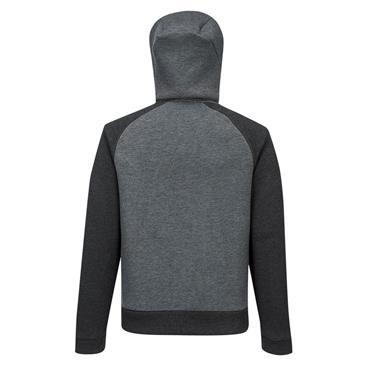 Portwest DX4 Zipped Hoodie - Metal Grey