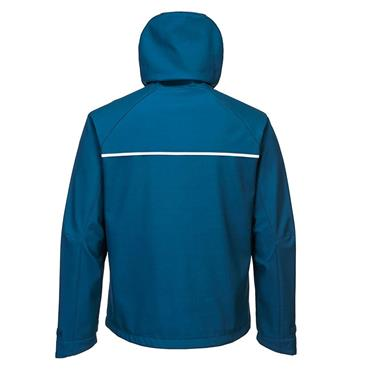 Portwest Dx4 Softshell Jacket - Blue