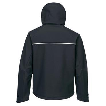 Portwest Dx4 Softshell Jacket - Black