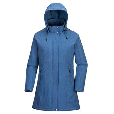 Portwest Carla Softshell Jacket - Blue