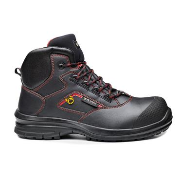 Portwest Matar Top Safety Boot - Black/Red