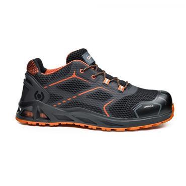 Portwest K-Step Safety Shoe - Black/Orange
