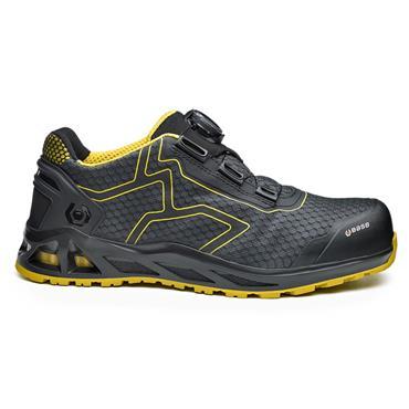 Portwest K-Rush Safety Shoe - Black/Yellow