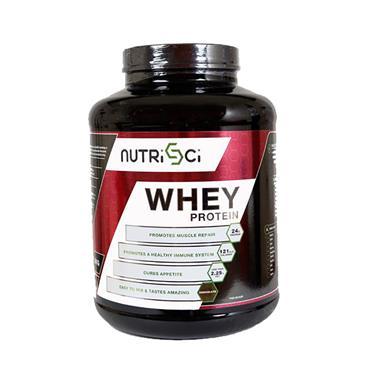 NutriSci Whey Protein 908g