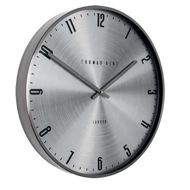 21'' Jewel Wall Clock Platinum