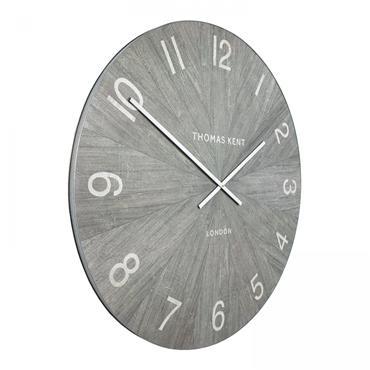 45'' Wharf Grand Clock Limestone