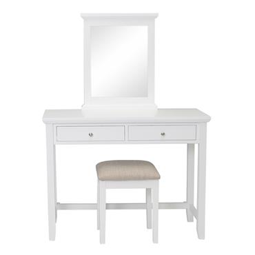 Rosie Dressing Table Set with mirror