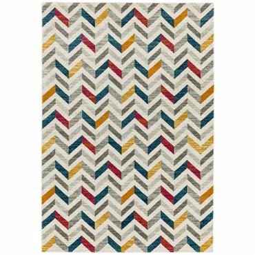 Colt 160x230cm CL06 Chevron Multi