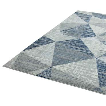 Orion 120x170cm OR14 Blocks Blue