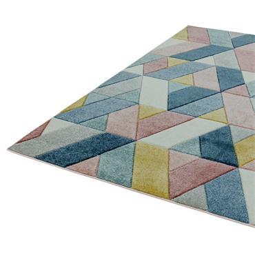 Sketch 160x230cm SK02 Rhombus Multi