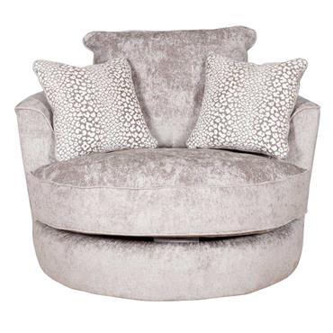 Lunar Swivel Chair