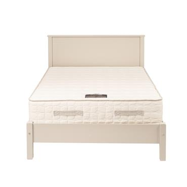Carroll Grey 4' Bed Frame