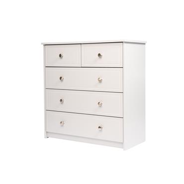 Carroll Grey Tall Chest