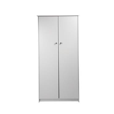 Carroll White Wardrobe