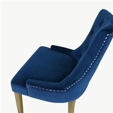 Siri Chair Navy