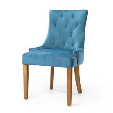 Siri Chair Blue