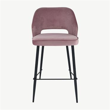 Sienna Barstool Pink