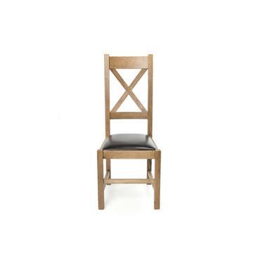 Sanderson PU Seat Chair
