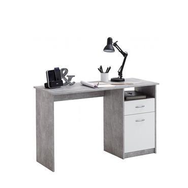 Nepal Concrete & White Student Desk
