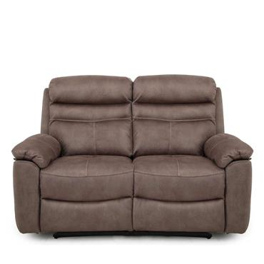 Tobago   Sand 2 Seater Recliner