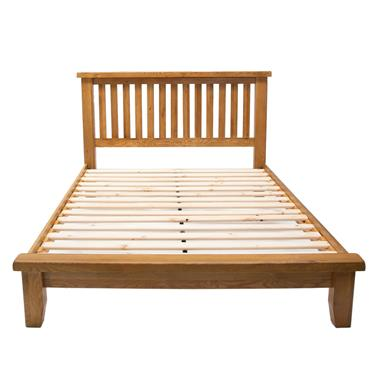 Clare 6' Bed Frame Low End