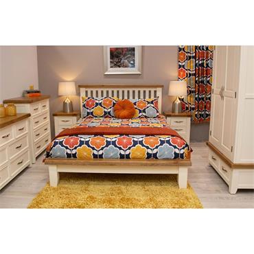 Clogher 4'6'' Bed Frame Low End