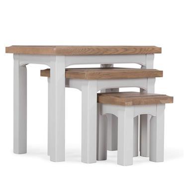 Bridge Nest of Tables
