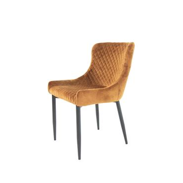 Sandy Orange Chair