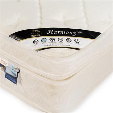 Harmony Phoenix 4'6'' Mattress