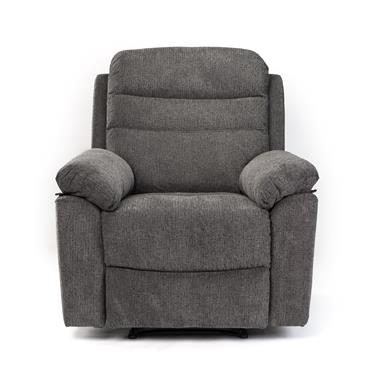 Tobago Charcoal Recliner