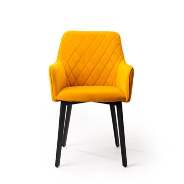 Cobalt Dining Chair Yellow