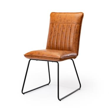 Scotch Dining Chair Tan