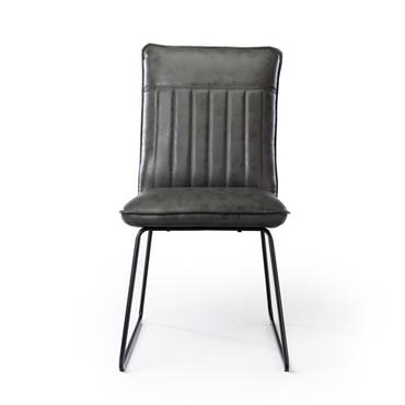 Scotch Dining Chair Grey