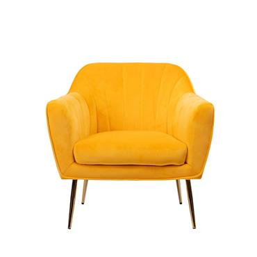 Henry Yellow Chair