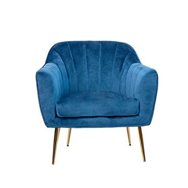 Henry Navy Chair